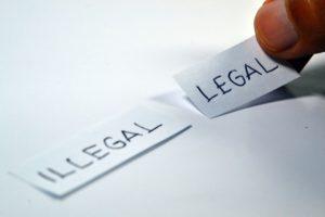 Arnaques immobilières : légal ou ilégal