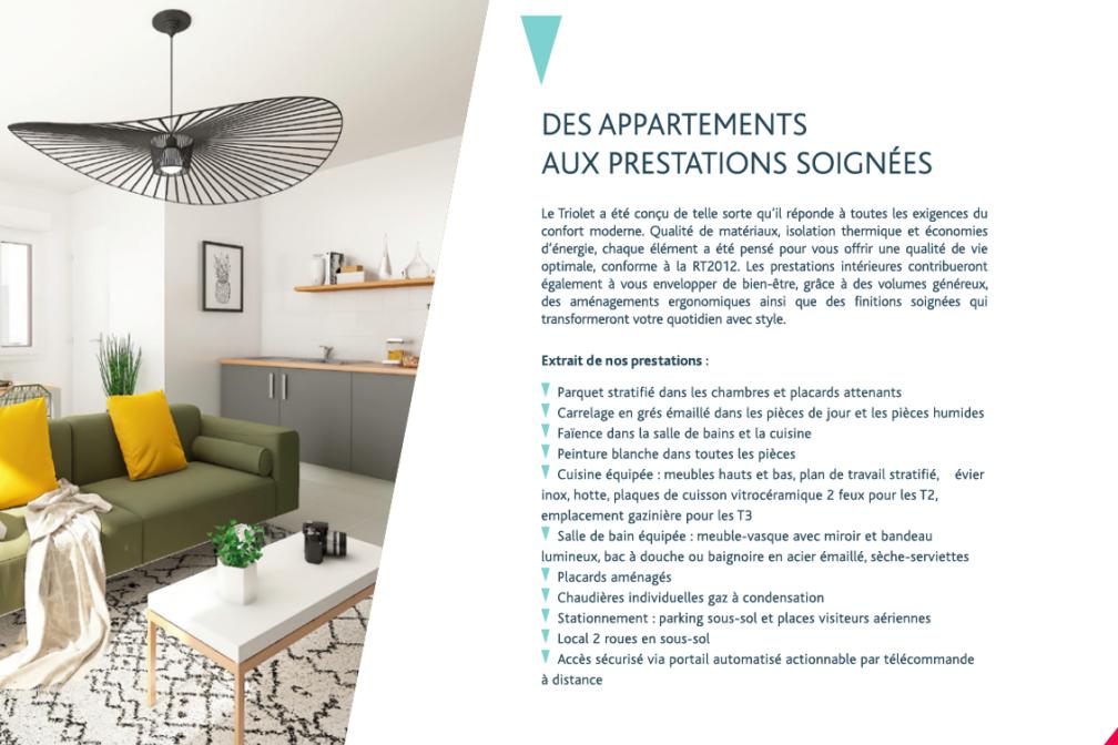 Appartement Neuf à Cugnaux