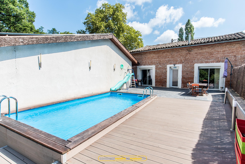 Jolie Toulousaine à vendre de 165 m2 à Castelmaurou