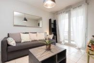 Appartement Toulouse T2 avec balcon et parking – Résidence la Palmeraie